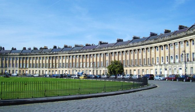 Bath Royal Crescent 2