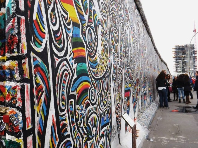 Berlin was my first stop on my final vacation, and the difference between the two hours I spent tracing the East Side Gallery before meeting my tour group and the twenty minutes that tour group allotted to covering the same attraction the next day was simply outrageous.