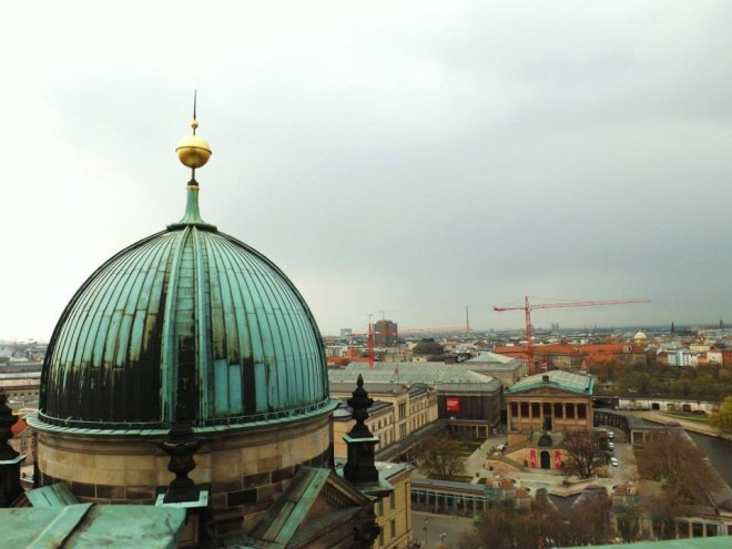 Berlin Old and New