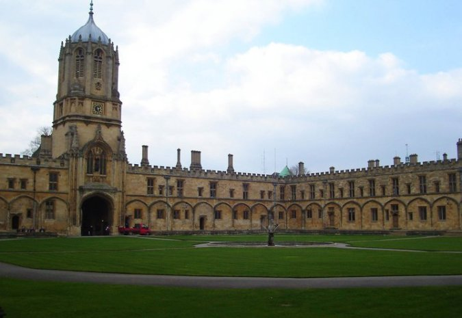 Oxford Christ Church College 3