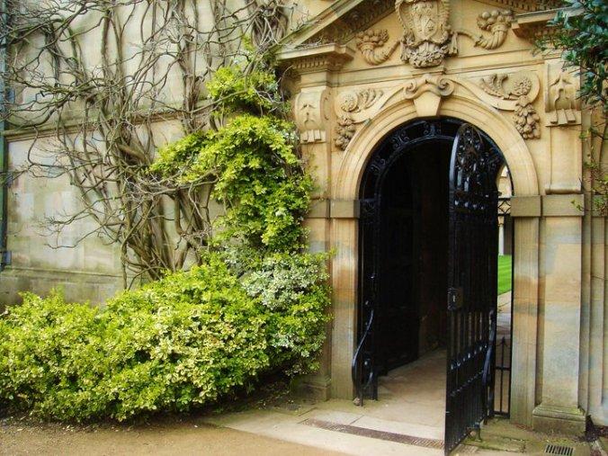 Oxford St. John's College 4