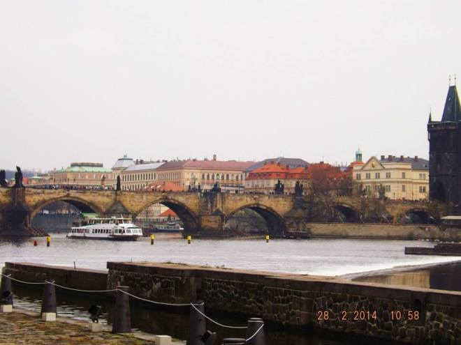 Prague Charles Bridge 7