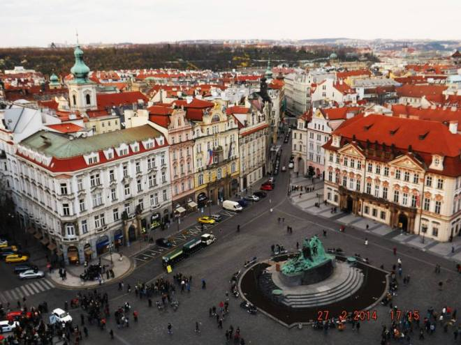 Of course, now comes the choice between visiting all new places or spending more than three days in Prague.