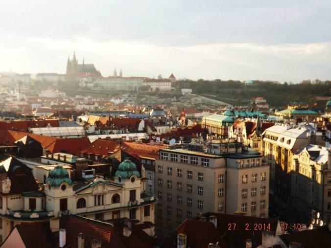 Prague Skyline 4