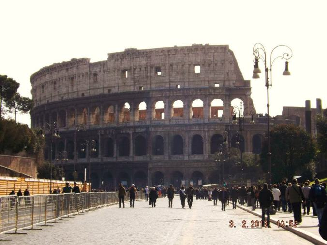Rome Colosseum 7