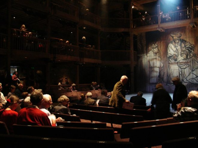 Stratford upon Avon Royal Shakespeare Theatre 4