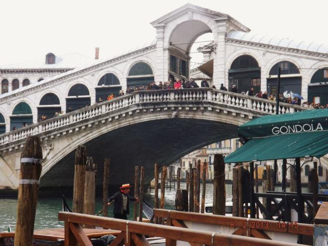 Venice Ponte Rialto