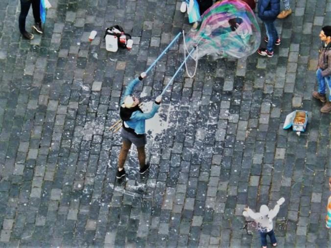 Prague Bubbles 2