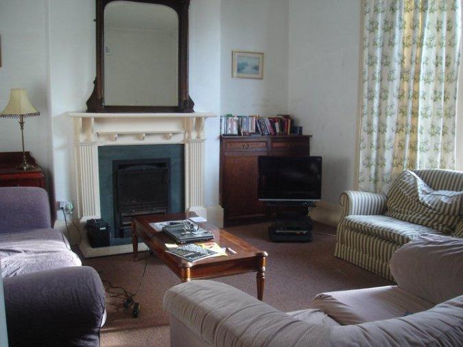 Clarendon Living Room