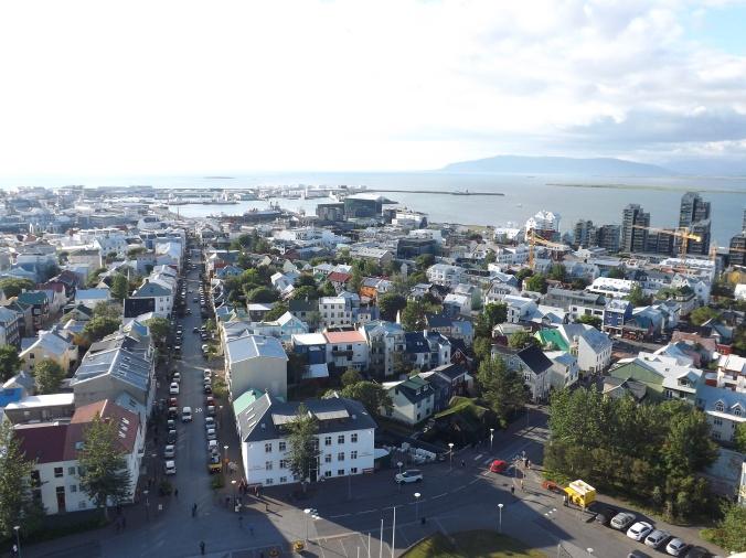 Reykjavik Skyline 1g
