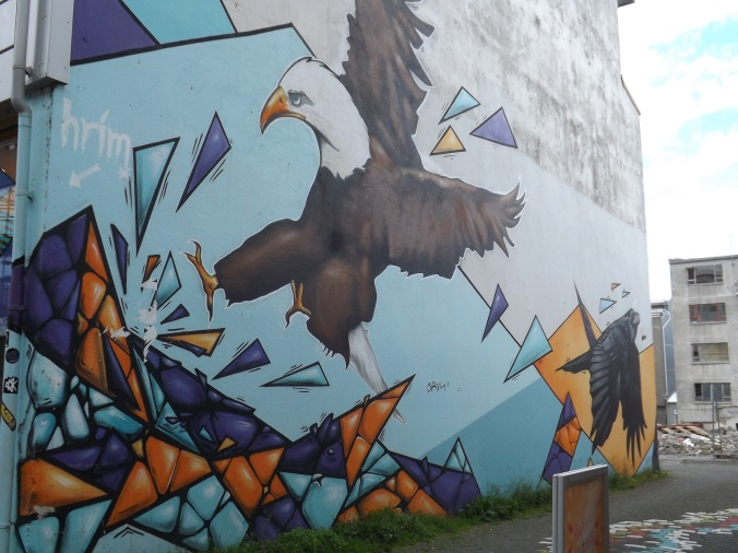 Reykjavik Street Art 1d